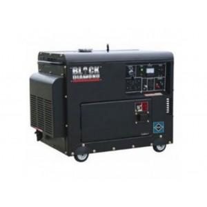เครื่องกำเนิดไฟฟ้าดีเซล 5Kw DGS106-3 ATS