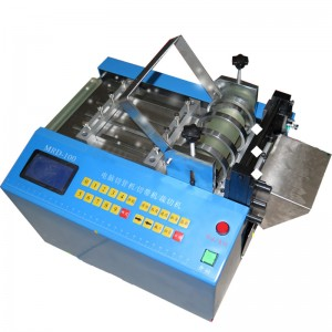 เครื่องตัดท่ออัตโนมัติ , เครื่องตัดสายไฟ , เครื่องตัดท่อความร้อน , เครื่องตัดท่อซิลิโคน 220V MRD-100