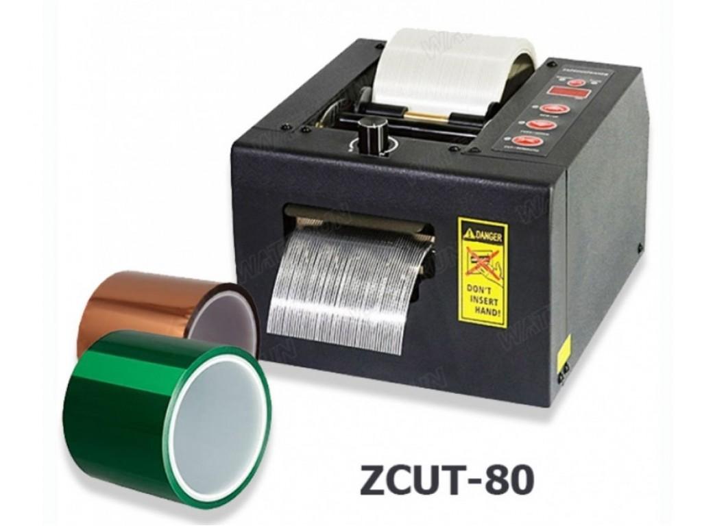 Zcut-80 เครื่องตัดเทปหน้ากว้าง 80 mm
