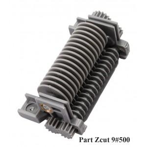 Zcut-9 Auto Tape Dispenser Spare Part NO. 500# Tape Out Wheel Set