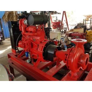 ปั๊มดับเพลิงเครื่องยนต์ Deutz TD226B-4