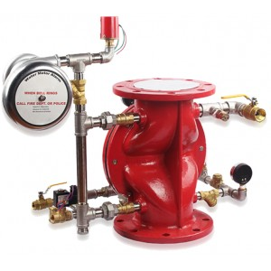 Deluge Valve For Fire Fighting