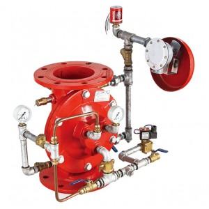 fire deluge check alarm valve