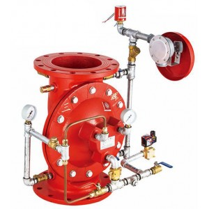 Fire Fighting Deluge Alarm Valve With Alarm System