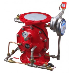 Fire Deluge Valve For Fire Fighting