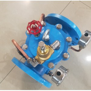8 inch Water Pressure Reducing Valve