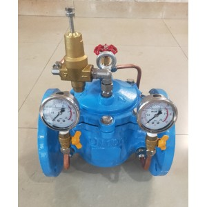 4 inch Water Pressure Reducing Valve