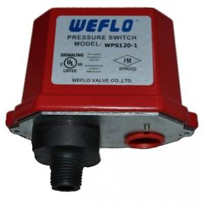 สวิตช์ความดันระบบดับเพลิง Weflo Brand FM UL  WPS120-1