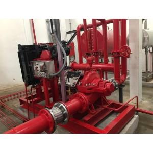 ปั๊มดับเพลิง 750GPM UL/NFPA 20