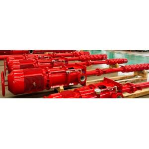 Vertical Turbine Fire pump 750GPM