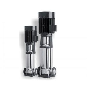 ปั๊มน้ำสแตนเลส หลายใบพัด แนวตั้ง MS132S2-2 กำลัง 7.5kw 10 HP 3 สาย