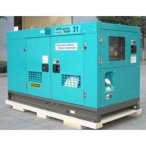 เครื่องกำเนิดไฟฟ้าดีเซล 42.5Kw ATS