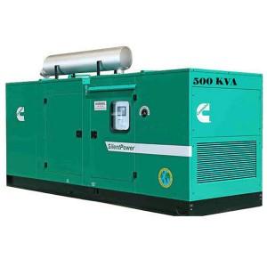 เครื่องกำเนิดไฟฟ้าดีเซล 400kw 500kva