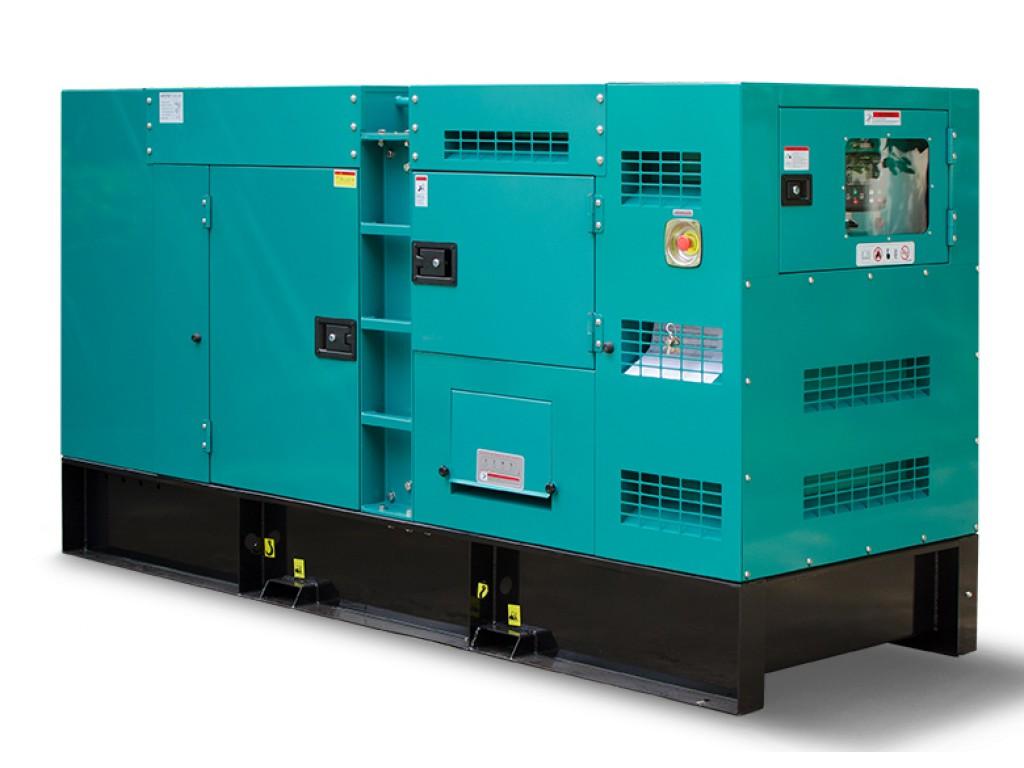 เครื่องกำเนิดไฟฟ้า Cummins 125 kVA