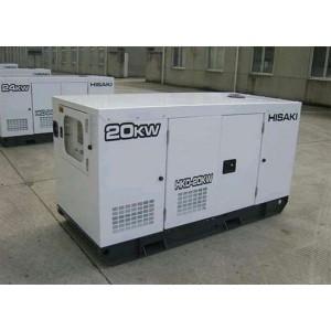 เครื่องกำเนิดไฟฟ้าดีเซล 20kw