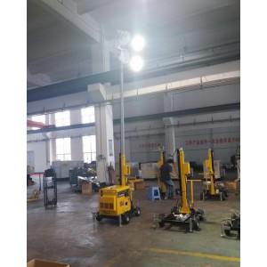 เครื่องกำเนิดไฟฟ้า พร้อมไฟส่องสว่าง (DG16000MLT)