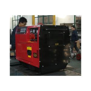เครื่องกำเนิดไฟฟ้าดีเซล GEGO6500T3-S