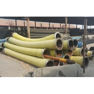 ท่อยางส่งน้ำ 12 นิ้ว