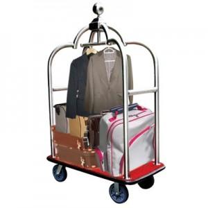 รถเข็นกระเป๋าสัมภาระโรงแรม