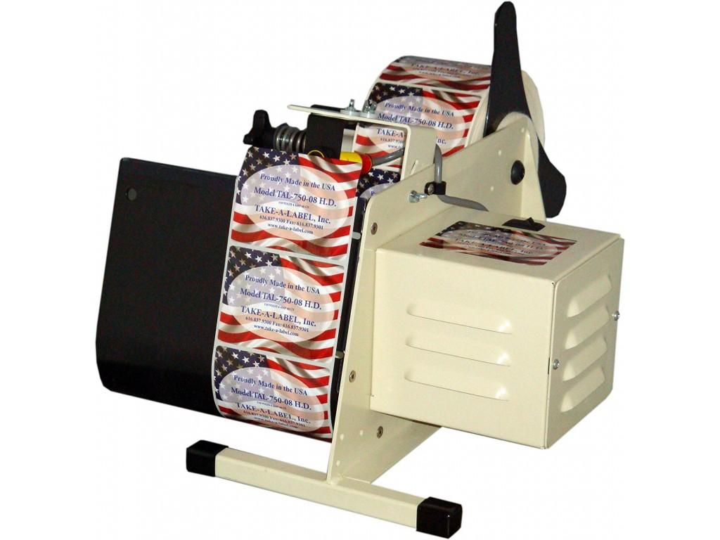 เครื่องลอกฉลาก Take-a-Label 72611 02 TAL-750HD